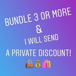 Other - PRIVATE DISCOUNT!💰